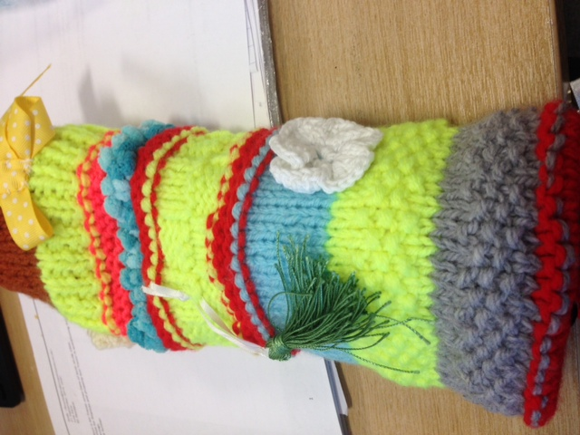 Can You Or Someone You Know Knit Some Dementia Muffs For Our